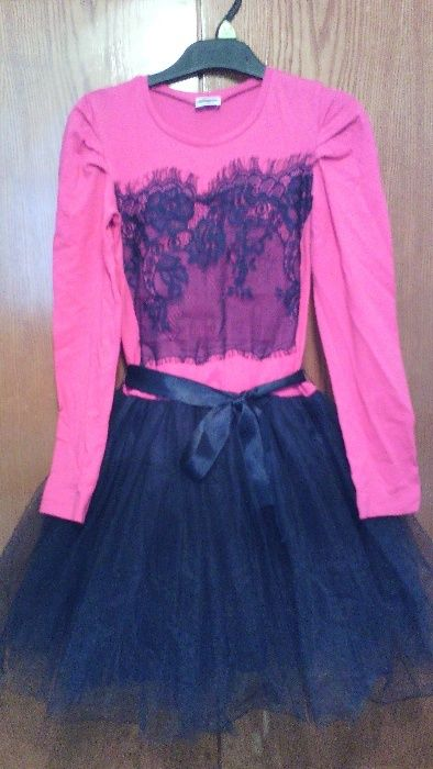 Чудесна рокля за танци или патрита