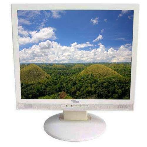 """Monitor LCD*Fujitsu Siemens*ScenicView L7ZA*17""""inch*Boxe-Stereo*"""