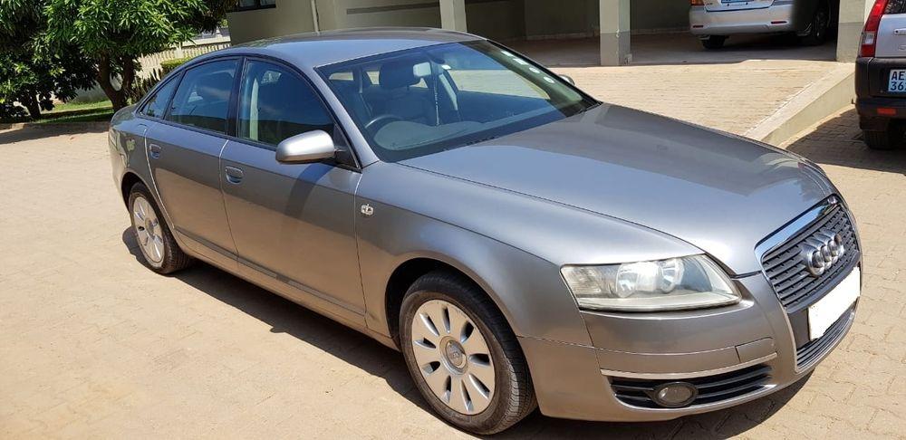 Audi A6 em bom estado de conservação Matola Rio - imagem 1