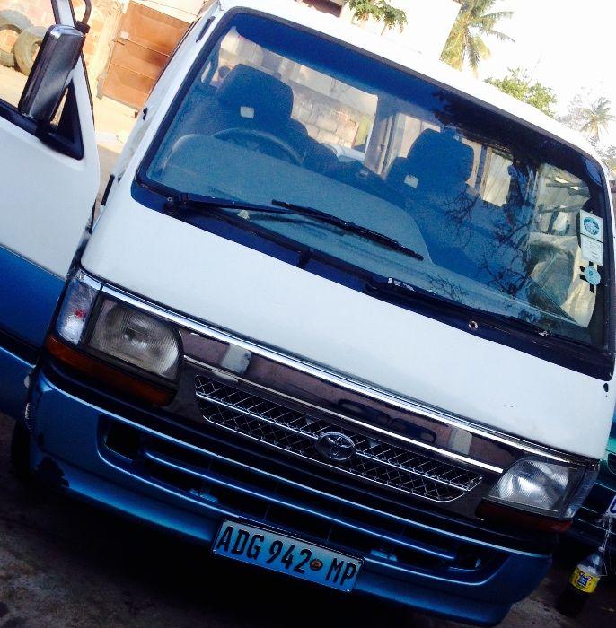 Mini Bus Toyota hiace GL