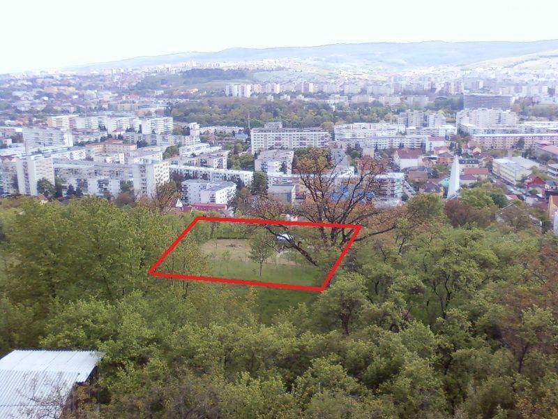 teren agrement cart. grigorescu Cluj