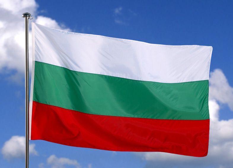 Българско знаме голямо 90/150 см.