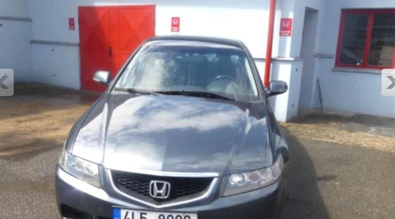 Honda Accord 2.2CDTI на части