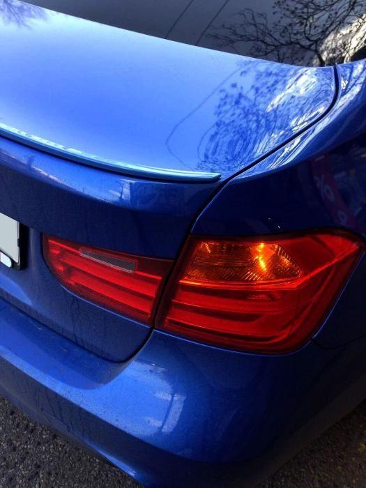 Спойлер БМВ Ф30 М пакет BMW F30 F80 M3 лип карбон Ф80 хаман шнитцер ОЗ