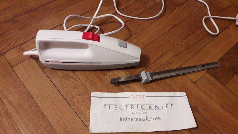 Cutit electric de bucatarie