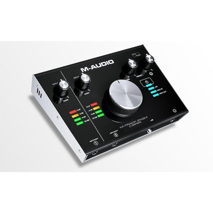 M-audio nova nunca usado