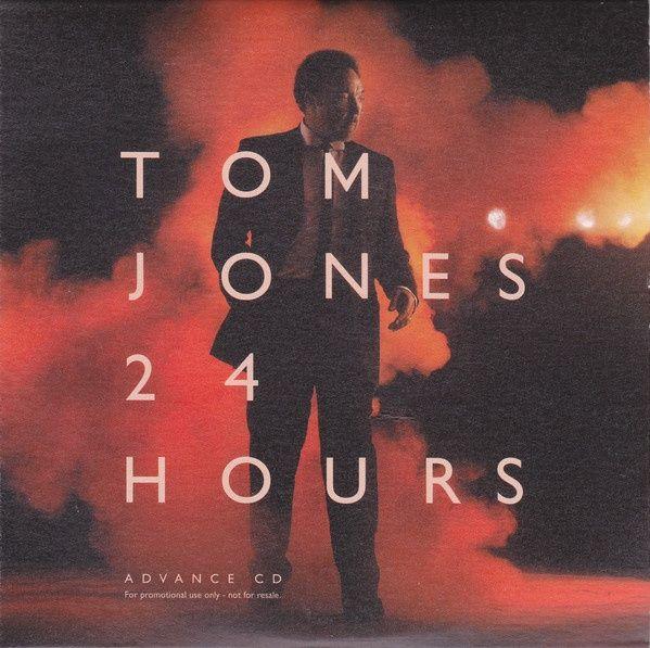 CD original sigilat Tom Jones - 24 Hours