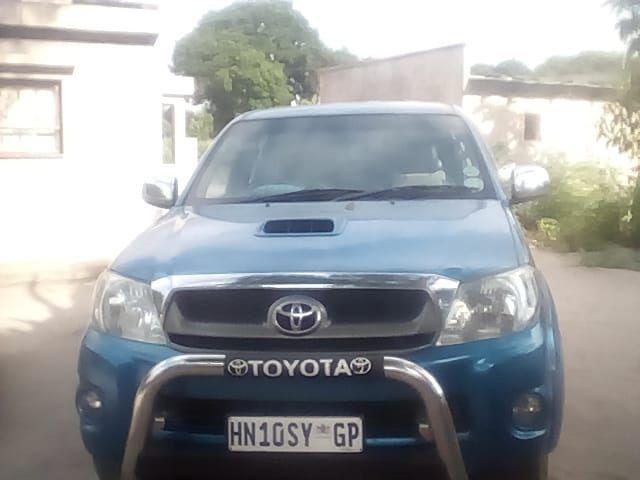 Toyota Hilux d4d ...j.m.6.5