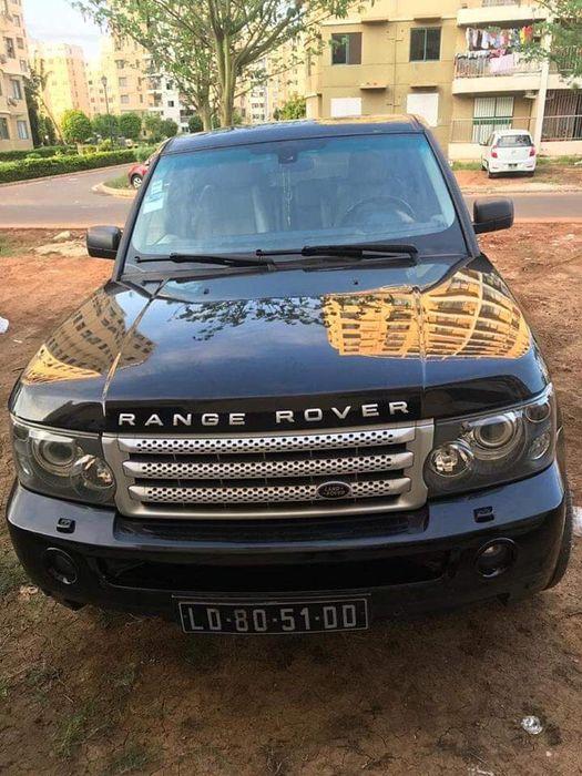 Range Rover a despachar