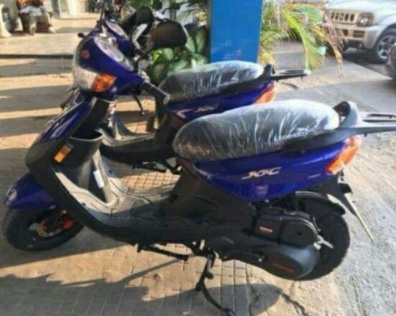 Moto Jog 100