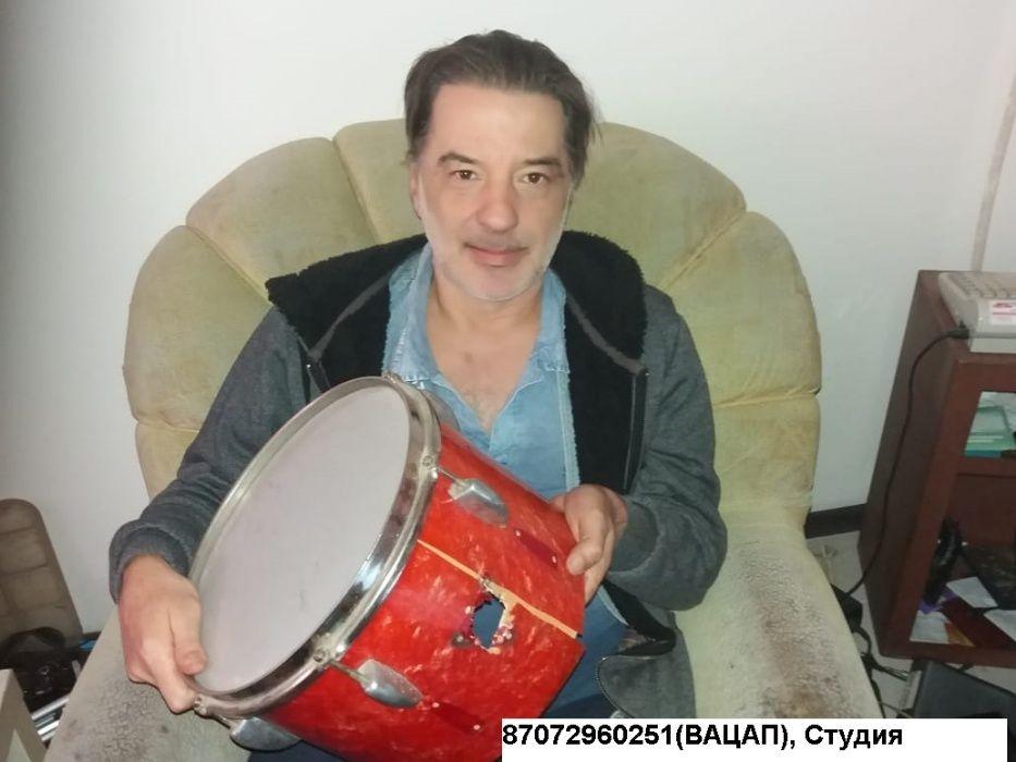 Продам маленький барабан-альт (аренда