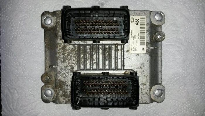 calculator ecu motor injectie opel corsa 1.2