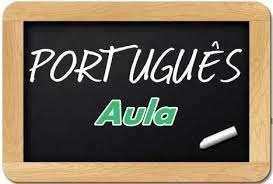 Aulas ao domicílio de Língua portuguesa