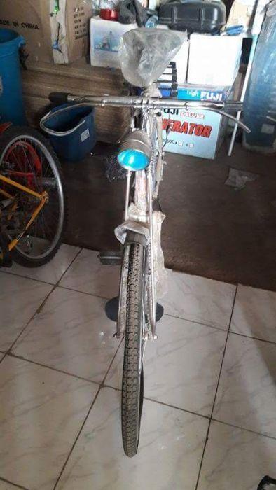 Vendemos Bicicleta 26 de camponese tem 145 pesa