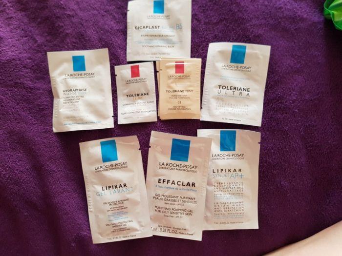 Produse cosmetice La Roche-Posay, Avene, Bioderma, Uriage, Svr