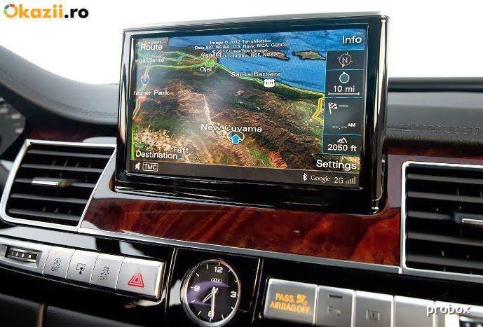 Update DVD Navigatie Audi A4 A5 A6 A7 A8 Q5 Q7 MMI 2G 3G+ Plus RNSE