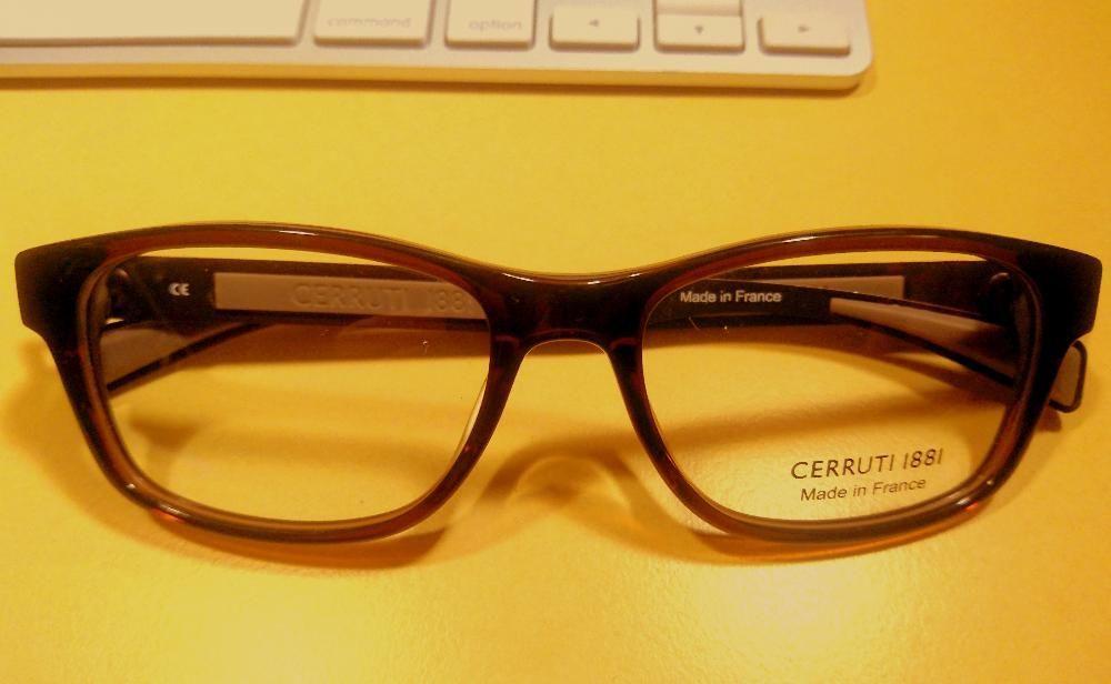 Rame CERRUTI 1881 ochelari de vedere sau de soare unisex adusi din USA