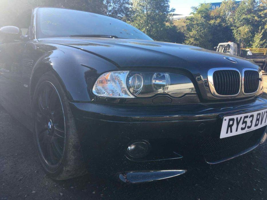 -- На части--BMW E46 M3 343к.с. Е46 320 D 150к.с. и 136к.с.