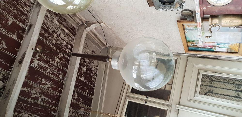 Lampa pe curent electric vintage