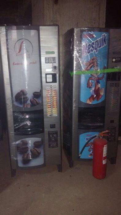vand aparate vending