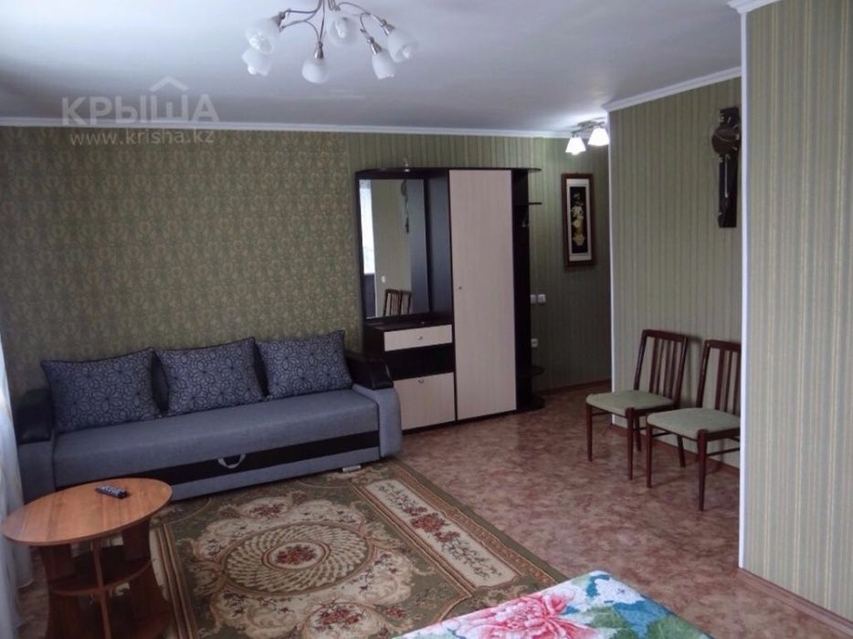 1-комнатная квартира посуточно, Ерубаева 48