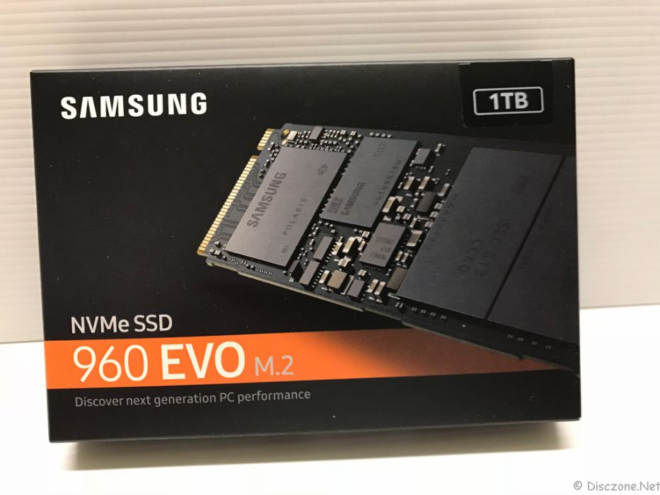 SSD Samsung 960 EVO 1TB NVMe M.2 Nou sigilat
