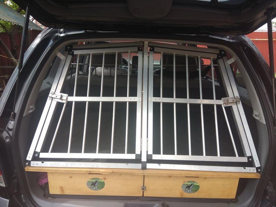 Cușcă transport pentru masina