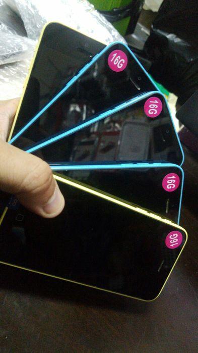 IPhone 5c novo fora da caixa 16 gb Bairro Central - imagem 1