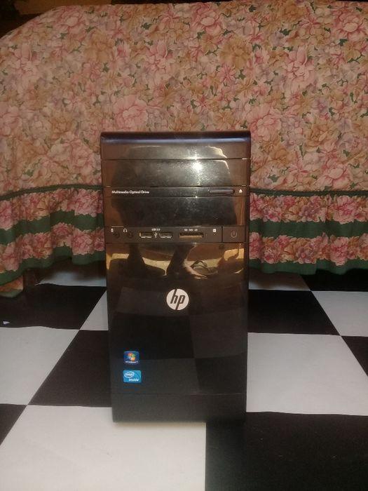 pc HP pro 3470 com 500gb de hhd 4gb de ram. limpo