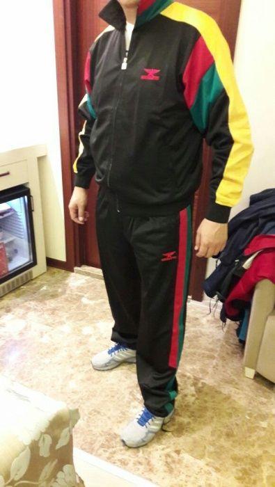 f3c86a57 Спортивный костюмы Adidas Montana: 35 000 тг. - Мужская одежда ...