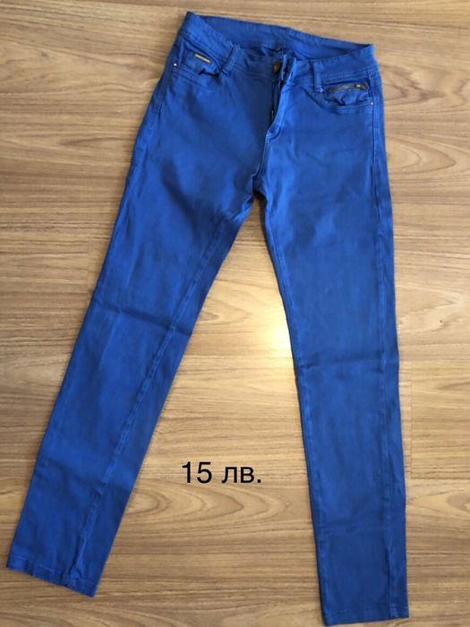 Дамски панталони/дънки, размер M-L