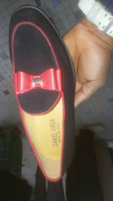 Sapatos formais john foster