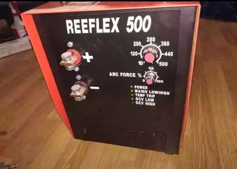 REFLEX 500 Máquina de soldar