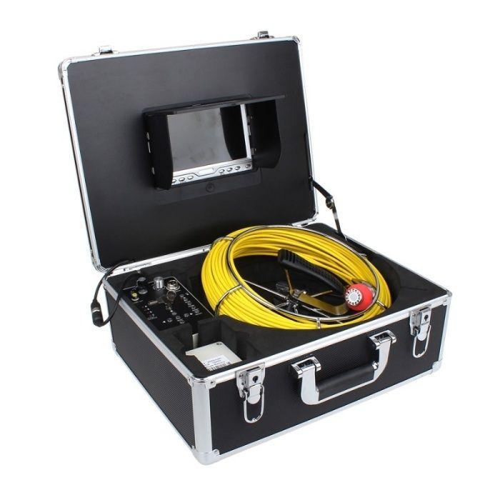 Телеинспекция, видеодиагностика, прочистка, чистка труб канализации.