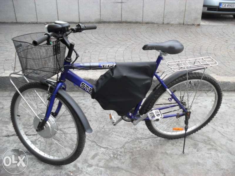 Електро колело велосипед