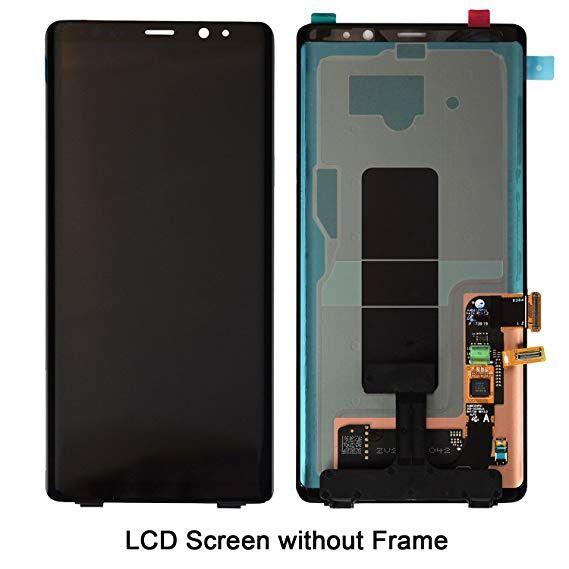 LCD de Samsung Note 8 com montagem inclusa