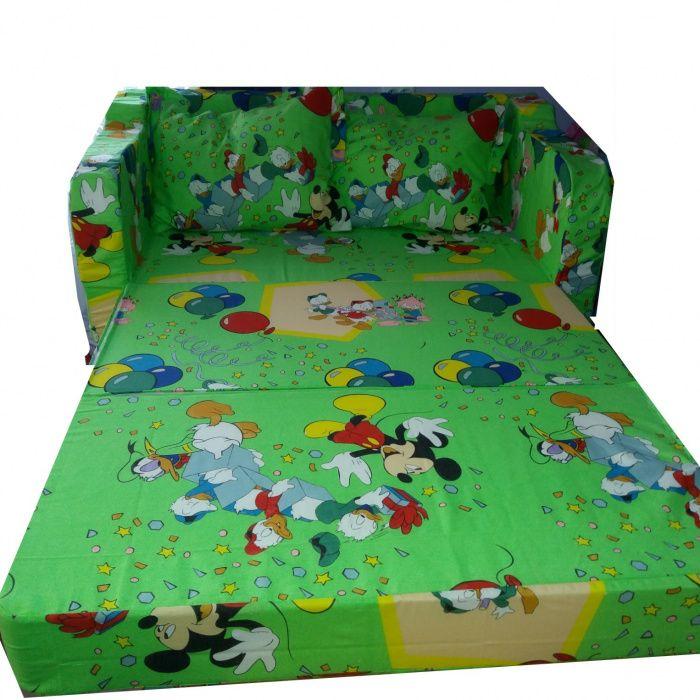 Canapea copii extensibilă