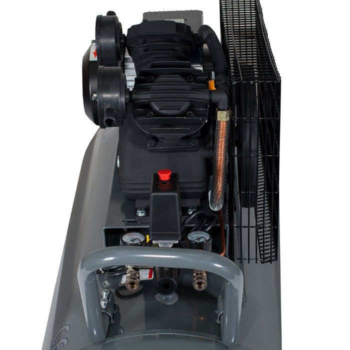 Compresor Aer Profesional Stager HMV 0.25/250, 2.2KW, 250L/min, 250L. Mogosoaia - imagine 5