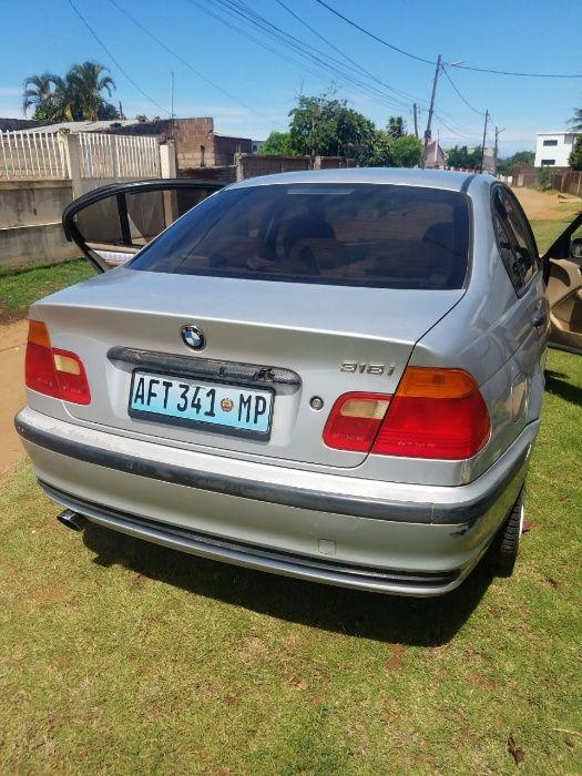 BMW 318 Manual