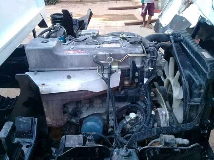 Motor i caixa ade