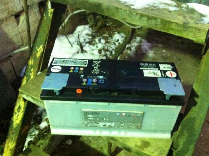 акумулатор ВАГ 110 ач,варта,германия,гаранция
