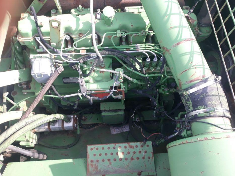 Motor combina john deere 6 cilindri