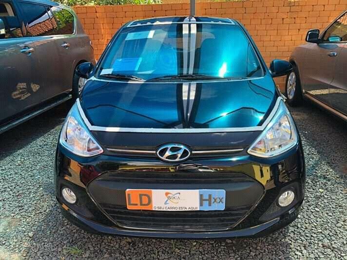 Hyundai Grand i1O novo