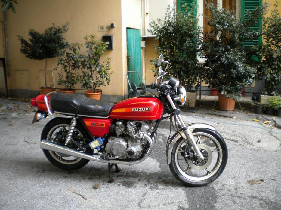 Suzuki GS 550 E 1980