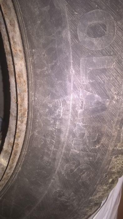 set 4 roti (anvelope noi Barum Polaris+jante) Ford/Peugeot/Citroen