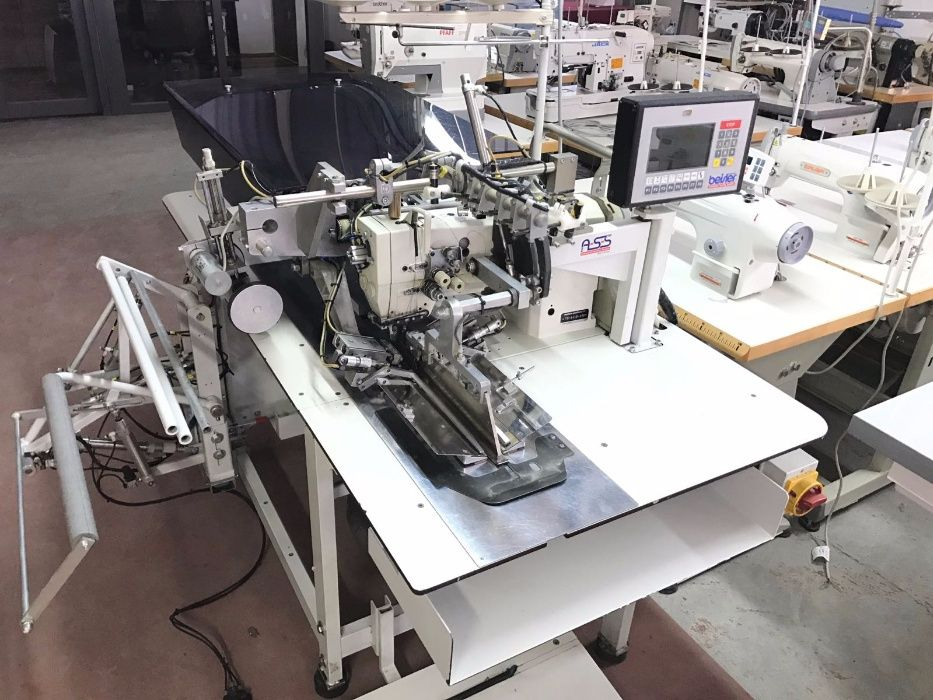 Reparații profesionale mașini de cusut si utilaje de confecții