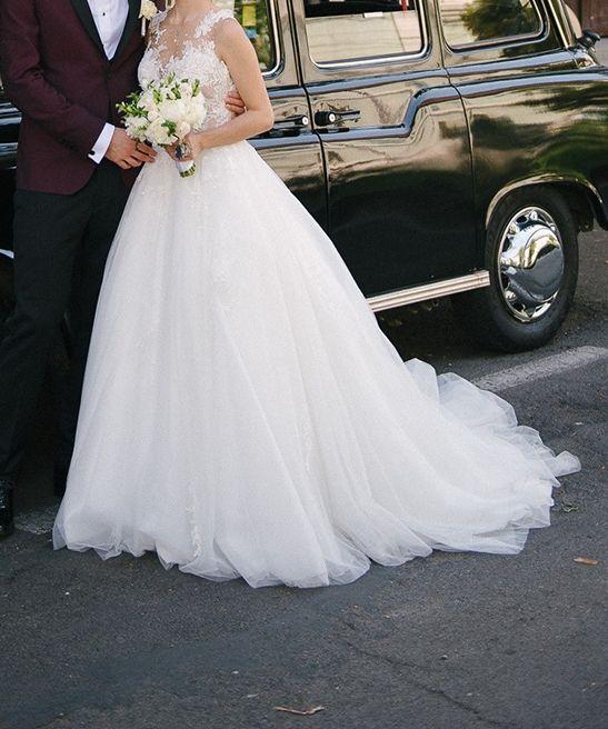 Vând rochie de mireasă Cluj-Napoca - imagine 8