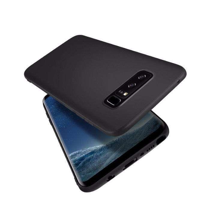 Husa Slim 0.3mm Din Silicon Neagra - Samsung Note 8 S8 S8+ S9 S9+