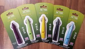 Свирка ACME 210.1/2 ловни кучета