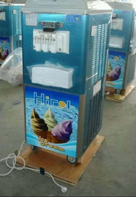 Máquina de gelado squini